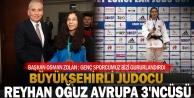 Büyükşehirli judocu Oğuz Avrupa 3#039;ncüsü