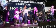 Mehmet Akif Ersoy Mahallesi'nde muhteşem konser