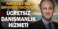Pamukkale Belediyesi'nden ücretsiz üniversite tercih danışmanlığı