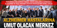 Pamukkale Belediyesi Yüksel-Turan Abalıoğlu Gündüzlü Alzheimer ve Yaşlı Rehabilitasyon Merkezi'nin temeli atıldı