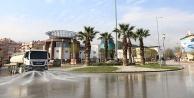 Büyükşehir'in koronavirüs seferberliği sürüyor