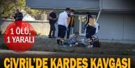 Çivril'de kardeş kavgası: 1 ölü, 1 yaralı