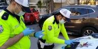 Denizli'de yasaklara uymayanlara ağır ceza verildi