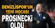 YukatelDenizlispor, teknik direktör Robert Prosinecki ile anlaştı