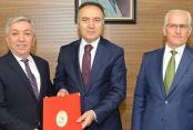 Hayırsever Mehmet Nuri Kımıl'a alkış