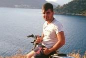 Mücahit motosiklet kurbanı