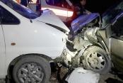 Ada-Sığma yolunda kaza: 5 yaralı