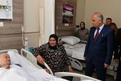 Çivril hastanesine iki yeni ünite