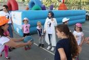 PAÜ'de Çocuk Gelişimi Şenliği