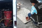 Her türlü yağdan kaçak yakıt imalatı