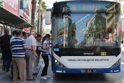 KPSS' ye gireceklere otobüsler ücretsiz