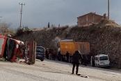 Cankurtaran'da kaza: 2 yaralı