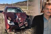 Çameli'de otomobiller çarpıştı: 1 ölü, 1 yaralı