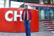 Çivril CHP'de Serkan Seyhan başkan oldu