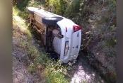 Okul müdürü kazada yaralandı