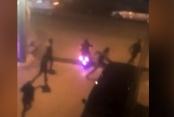 Bıçaklı kavgada bir kişi yaralandı
