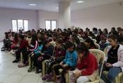 Öğrencilere teknoloji bağımlılığı semineri