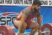 Mehmet'ten Türkiye rekoru
