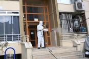 Pamukkale Belediyesi kısıtlamalarda da hizmete devam etti