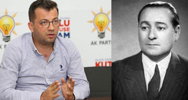 AK Partili Gökbel, Menderes'i idamının 58'nci yıldönümünde andı