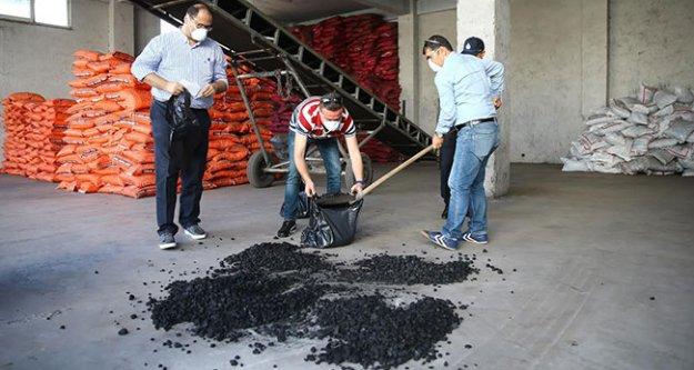 Büyükşehir kömür denetimlerine başladı