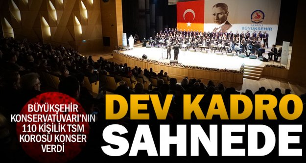 Büyükşehir'den Türk Sanat Müziği Konseri
