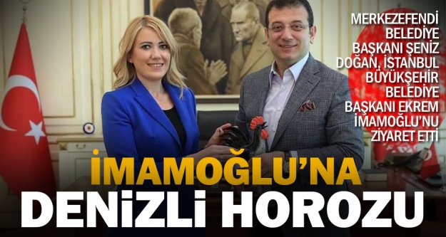 Merkezefendi'den İstanbul'a ziyaret