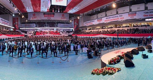 Başkan Şevik, MHP Kurultayına katıldı