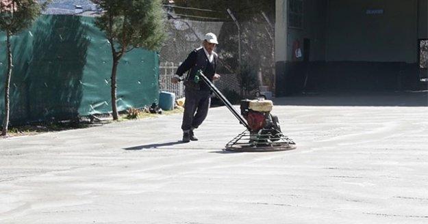 Buldan Belediyesi'nden jandarmaya destek