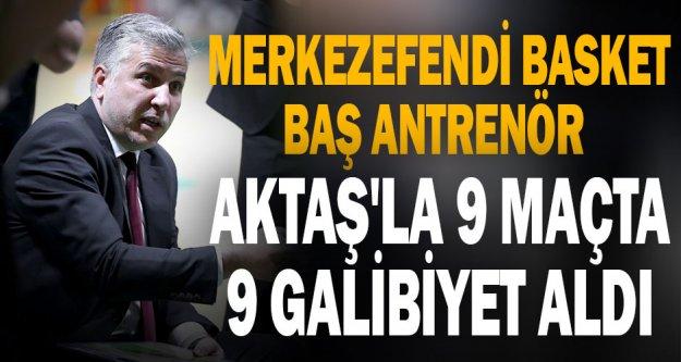 Merkezefendi Denizli Basket, Aktaş ile Süper Lig ateşini yaktı