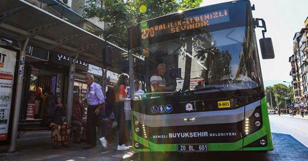 Büyükşehir'in 10 otobüs hattı ALES için çalışacak