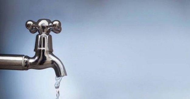Yenişehir ve Servergazi'de su kesintisi yaşanacak