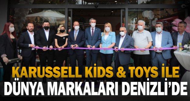 Karussell Kids ; Toys ile Dünya Markaları Denizli'de