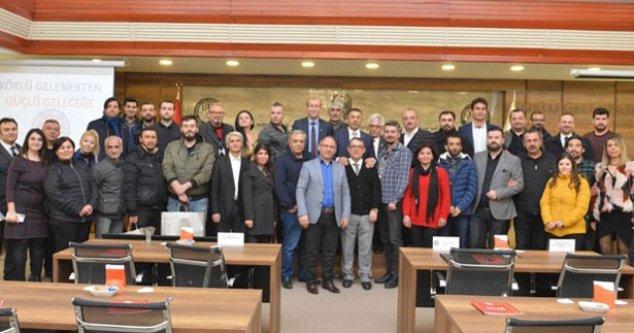 Başkan Erdoğan, basın çalışanlarının bayramını kutladı