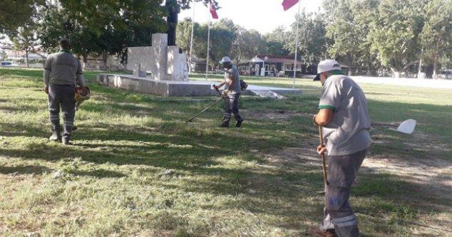 Buldan Belediyesi festival hazırlıklarını tamamladı