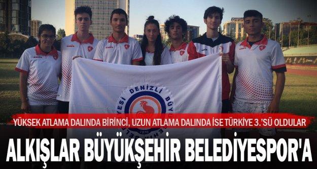 Alkışlar Büyükşehir Belediyespor'a