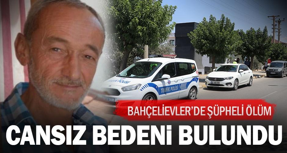 52 yaşındaki Ercan Değirmenci, inşaat alanında ölü bulundu