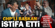 Serinhisar Belediye Başkanı Hüseyin Gemi CHP'den istifa etti
