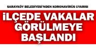 Sarayköy Belediyesi'nden korona uyarısı