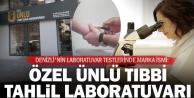 Denizli#039;nin Laboratuvar Testlerinde Marka İsmi: Özel Ünlü Tıbbi Tahlil Laboratuvarı
