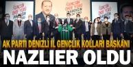 AK Parti Denizli İl Gençlik Kolları Başkanı Osman Nuri Nazlıer oldu