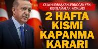 Beklenen açıklamayı Cumhurbaşkanı Erdoğan yaptı, yasaklar geri geldi
