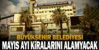 Büyükşehir#039;den kiracılarına müjde