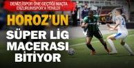 Denizlispor Süper Lig#039;de kalma şansını tüketiyor