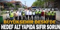 Büyükşehir DESKİ#039;de hedef alt yapıda sıfır sorun