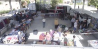 Pamukkale'de pazarlar cumartesi günleri açılıyor
