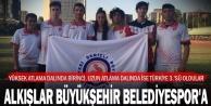 Alkışlar Büyükşehir Belediyespor#039;a