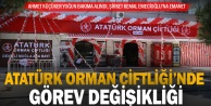 Atatürk Orman Çiftliğinde Şirket Kemal Emecioğluna emanet