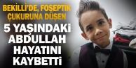 Bekilli#039;de foseptik çukuruna düşen 5 yaşındaki çocuk hayatını kaybetti