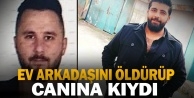 Denizli#039;de arkadaşını tabancayla öldüren kişi intihar etti